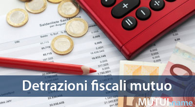 Agevolazioni detrazioni fiscali mutuo prima casa 2018 - Mutuo posta prima casa ...